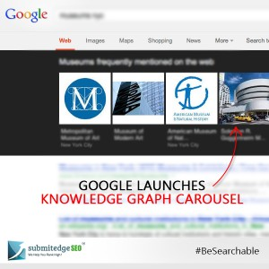 Google Launches Knowledge Graph Carousel