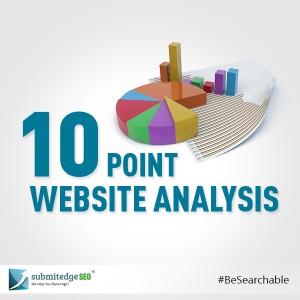 Ten Point Website Analysis