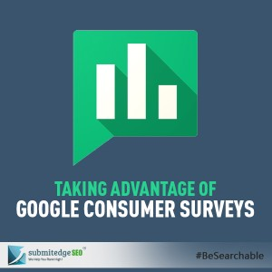 Taking Advantage of Google Consumer Surveys