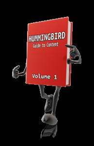 Hummingbird Friendly Content