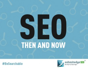 SEO then and now