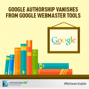 Google Authorship Vanishes From Google Webmaster Tools