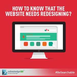 How to know that the Website needs Redesigning