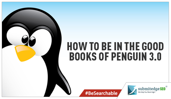 How to Be In the Good Books of Penguin 3