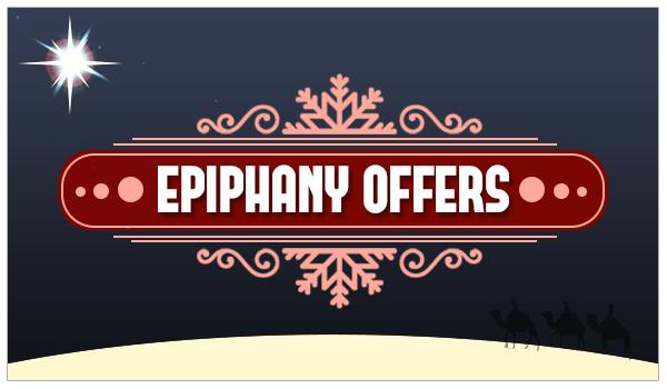 epiphany offer