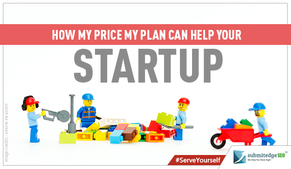 HOW MY PRICE MY PLAN CAN HELP YOUR STARTUP