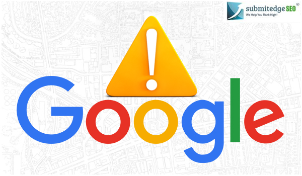 Warnings by Google for Violation of Repeated Webmaster Guidelines-