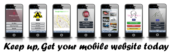 get mobile website