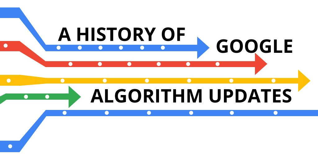 Google Algorithm Timeline Twitter