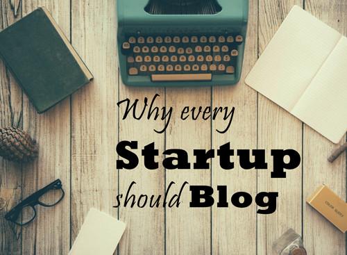Blog Start-Up
