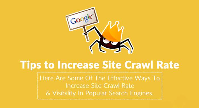 Crawl Rate