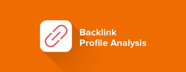 Back Link Profile