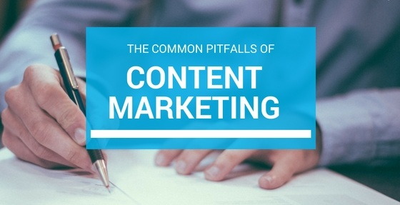 Common PitFalls Content Marketing
